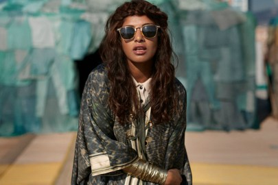 "Listen to M.I.A.'s New Song ""AMP Drums"""