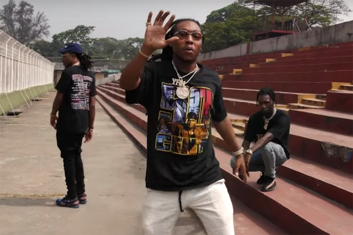 "Migos Head to Nigeria for Their ""Call Casting"" Video"