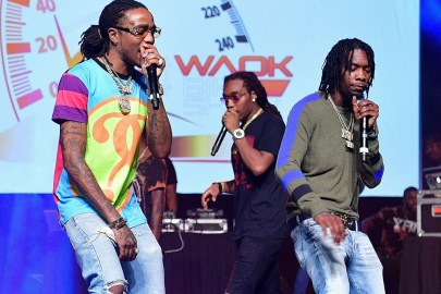 """Chance the Rapper, Lil Yachty, YG & More Join Migos for """"Bad and Boujee"""" Performance"""