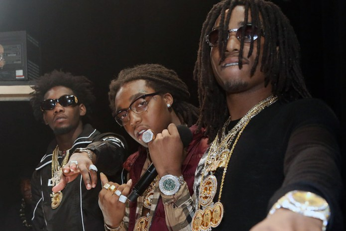 Watch Migos's Entertaining 'Sway In The Morning' Freestyle