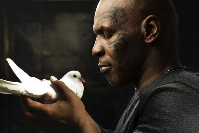 Mike Tyson is Working on His Debut Album
