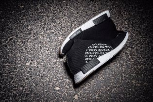 adidas Originals NMD City Sock Gets a MIKITYPE Makeover