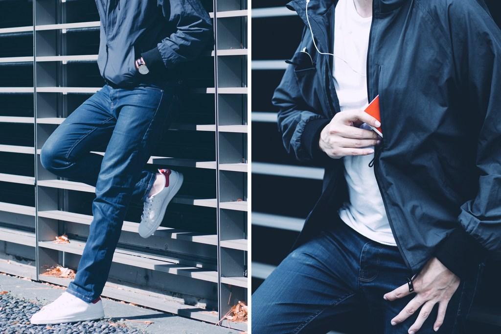 Minimalist Brand Unisex Utility Jacket Campaign Hypebeast