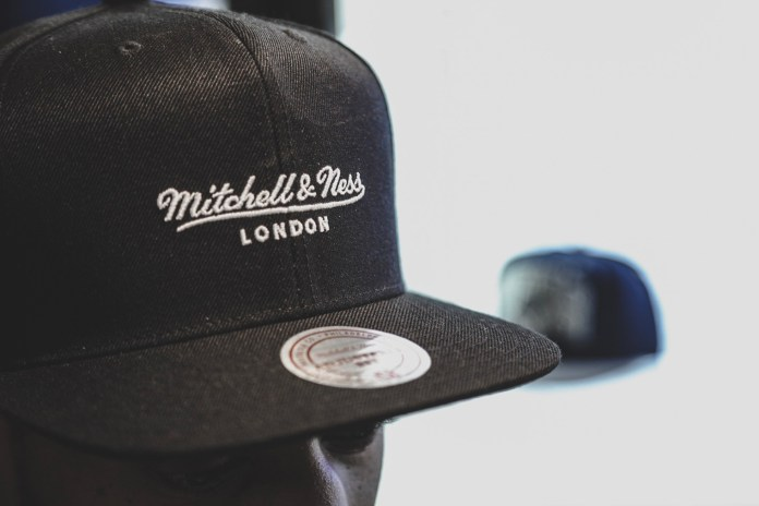 Mitchell & Ness Opens First International Store in London