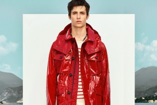 Moncler's 2017 Spring/Summer Collection Is Bright and Shiny