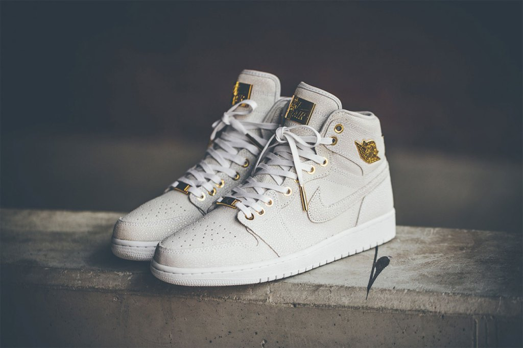 More Hyped Jordans Marshalls fragment design Air Jordan 1 Pinnacle