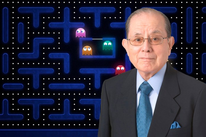 Masaya Nakamura, Namco Founder and Father of 'Pac-Man,' Has Passed Away