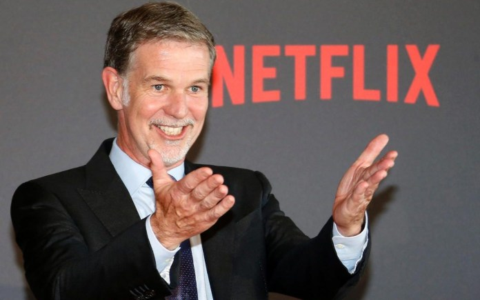 Netflix Reaches All-Time High After Smashing Market Expectations