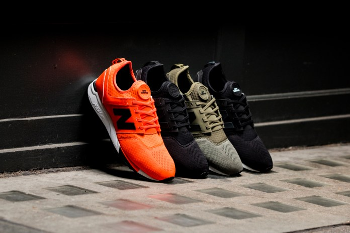 New Balance Expands Its 247 Collection With the All New 247 Sport