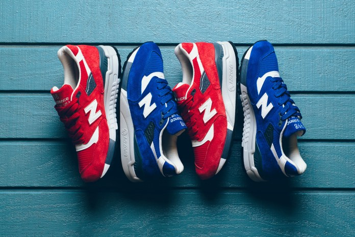 The New Balance 998 Receives Another Stateside Tribute