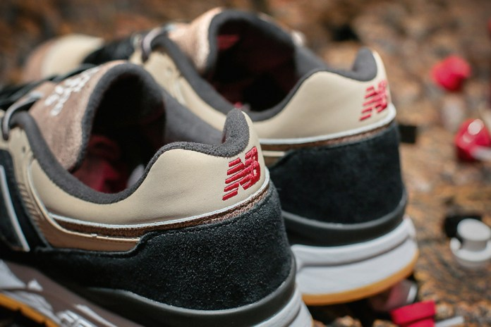 DEAL & 400ml Brings Some Graffiti Inspiration to the New Balance 997.5