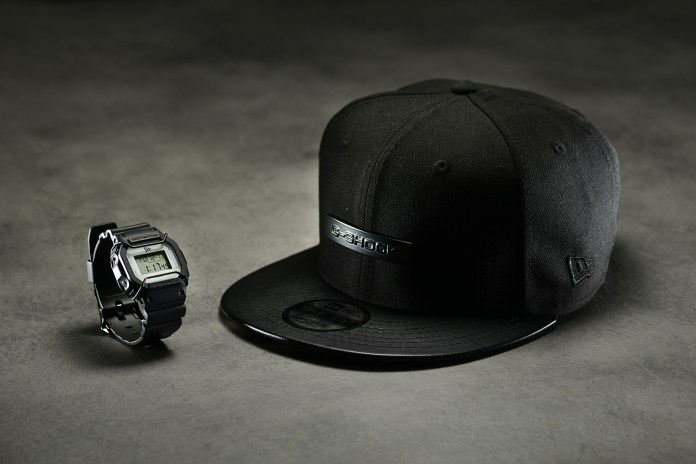 "New Era & G-SHOCK Ring in the New Year With The ""Urban Tough"" Collection"
