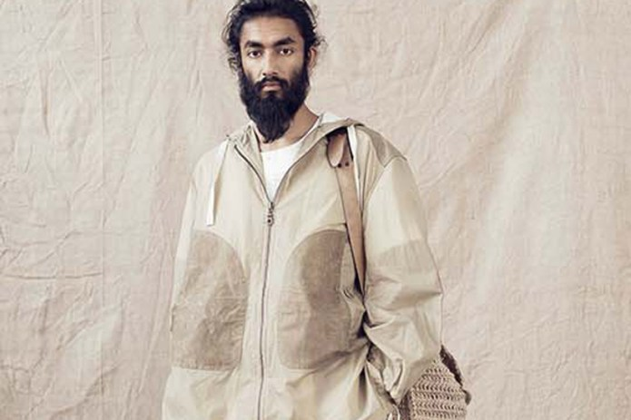 Nicholas Daley Spotlights the Rich History of Jute in His 2017 Spring/Summer Collection