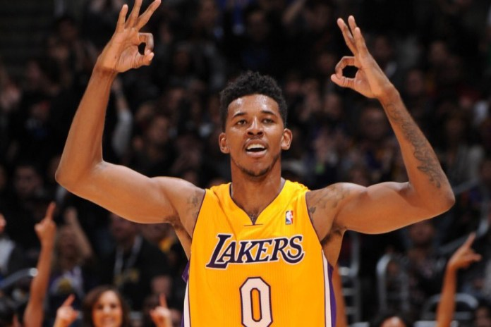 "Nick Young Credits Hot Shooting Streak To ""The Draco Soulja Effect"""