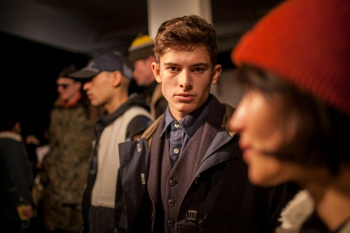 How Nigel Cabourn Integrates Military Inspiration into His Latest 2017 Fall/Winter Collection