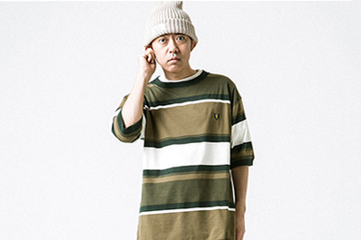 NIGO Models His Latest HUMAN MADE 2017 Spring/Summer Collection