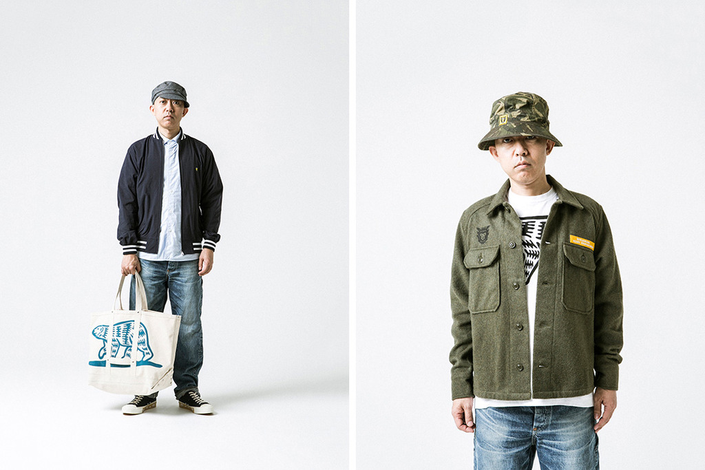 HUMAN MADE 2017 Spring/Summer Collection NIGO Lookbooks