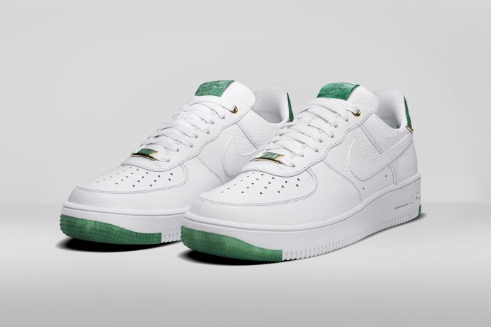 "The Nike Air Force 1 NAI KE ""JADE"" Is Arriving for Chinese New Year"