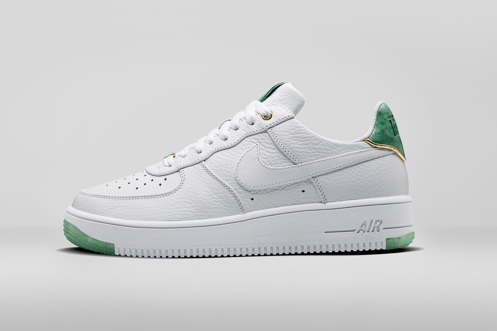 nike air force 1 nai ke jade chinese new year hypebeast. Black Bedroom Furniture Sets. Home Design Ideas