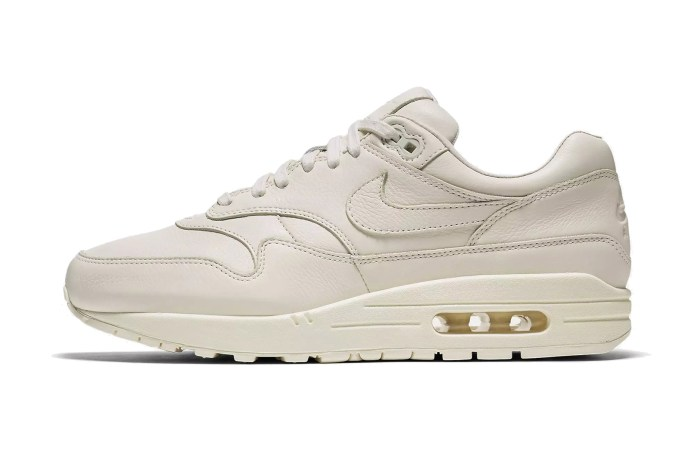 Nike Adds More Flavors to Its Pinnacle Air Max 1 Collection