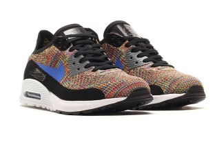 Multicolor Flyknit Makes Its Way Onto the Nike Air Max 90