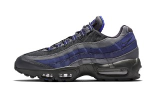 "The Nike Air Max 95 Returns In ""Binary Blue"""