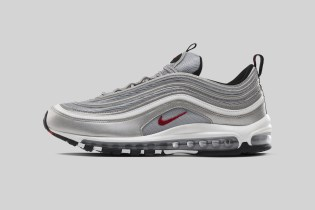 "The Nike Air Max 97 ""Silver Bullet"" Will Be Restocked Soon"