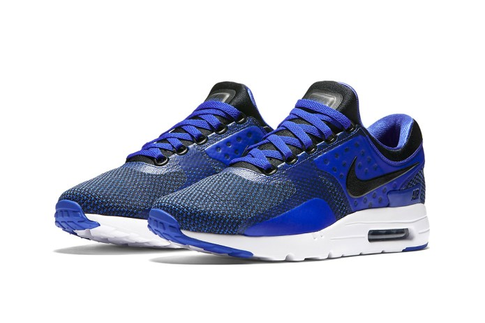 "Nike Dresses the Air Max Zero In ""Paramount Blue"""