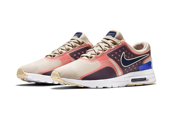 Nike Drops a Air Max Zero in a Pink and Tan Colorway
