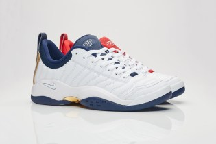 Nike Drops a Patriotic Rendition of Pete Sampras's Air Oscillate
