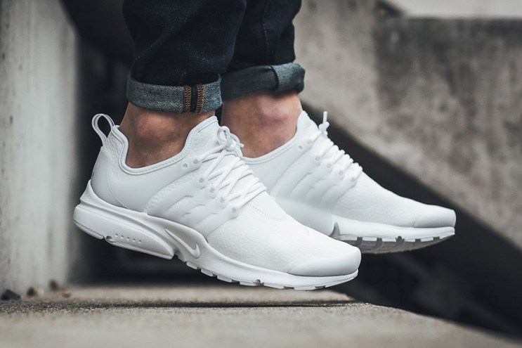 The Nike Air Presto Is the Subject of a Subtle Premium Makeover