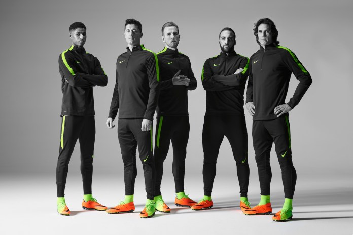 Nike Football Unveils Hypervenom 3 With Five Stud Finishers