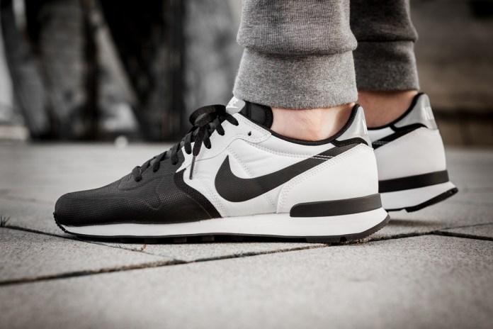 Nike Internationalist Arrives in a Black Toe Color Blocked Variant
