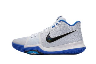 """The Next Nike Kyrie 3 Takes It Back To """"Uncle Drew's"""" Days at Duke"""