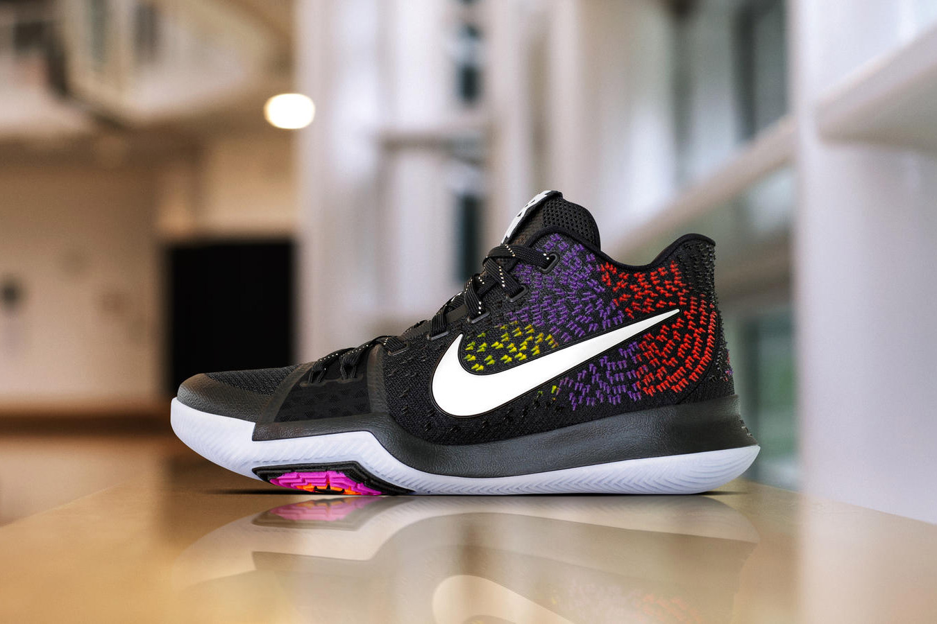 b9ade78cb37 ... aliexpress following the launch of the black ice samurai and warning  editions the nike kyrie 3