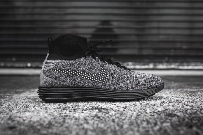 Nike's Lunar Magista II Flyknit Gets a Black & White Makeover