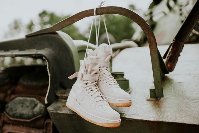 Nike's SF-AF1 Gets a Lifestyle Makeover