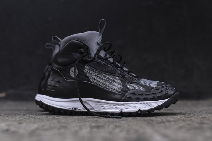 NikeLab's Air Zoom Sertig Is Back in Black