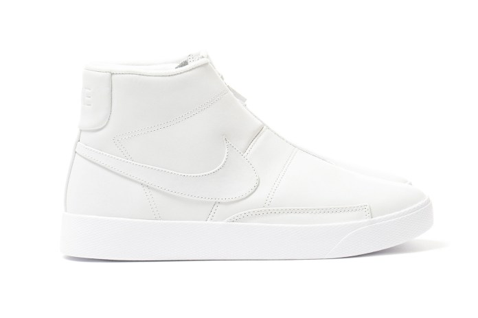 The NikeLab Blazer Advanced Returns in White