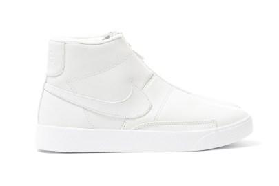 The NikeLab Blazer Advanced Returns in White