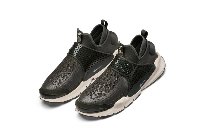 NikeLab Officially Announces Its Upcoming Stone Island Sock Dart Collaboration