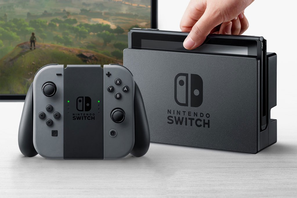 Nintendo Switch NYC Pre Order