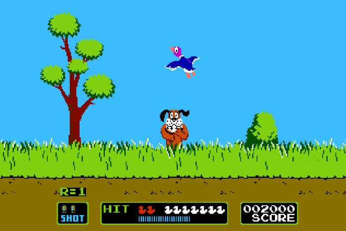 Someone Explains How the Nintendo NES Zapper Actually Shoots in 'Duck Hunt'
