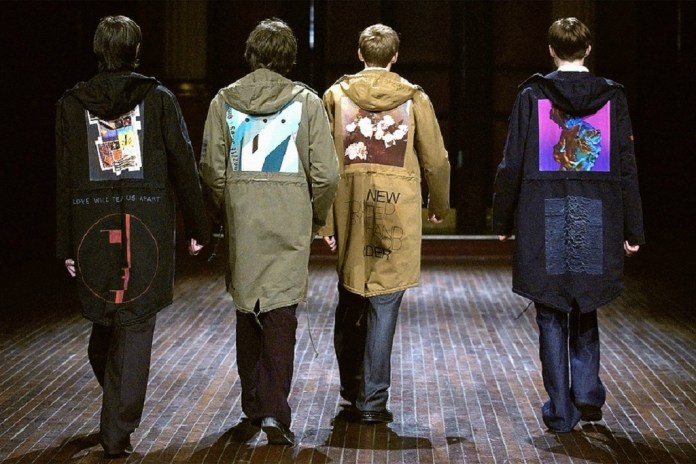 Rare Raf Simons Pieces Will Be on Display at Exhibition About 1980s Northern England