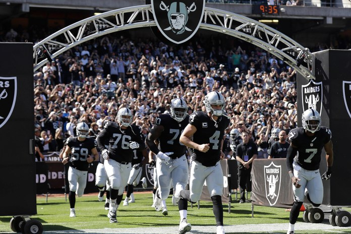 It's Official: The Oakland Raiders Apply for Relocation to Las Vegas