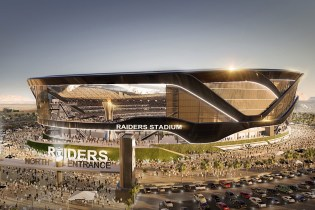 Check out the Sleek Design for the Raiders Stadium in Las Vegas
