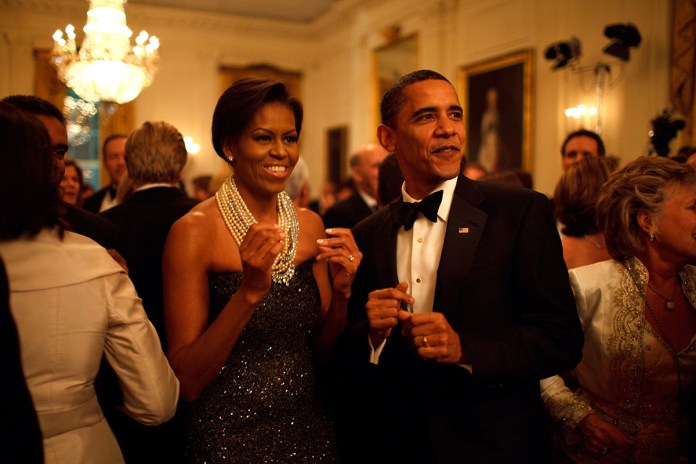 The Obamas Throw a Massive Star-Studded Farewell Party at the White House