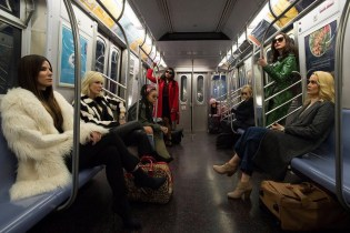 The First Official Photo From 'Ocean's Eight' Has Emerged