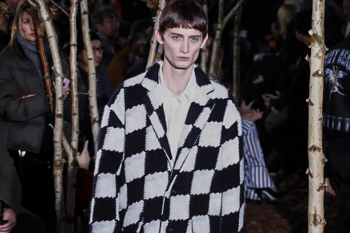 Is OFF-WHITE's 2017 Fall/Winter Collection Inspired by an '80s Mystery-Comedy?