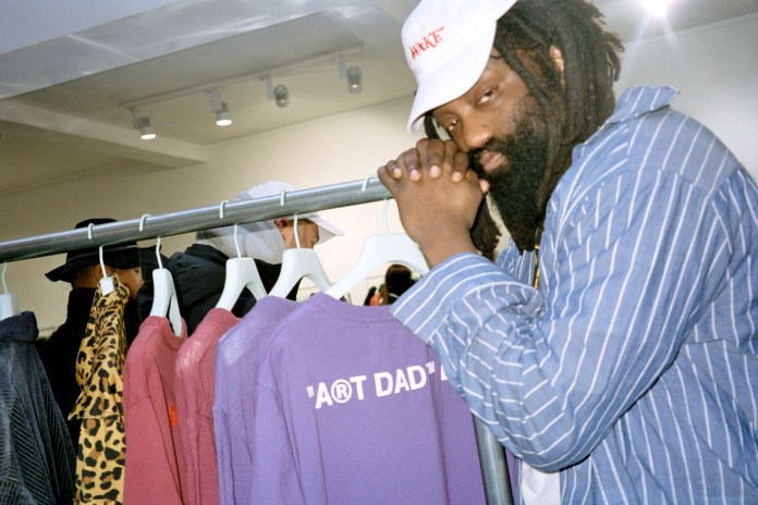 OFF-WHITE C/O A®T DAD LLC: Tremaine Emory Tells Us How It Came to Fruition